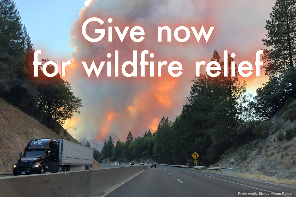 CA fires